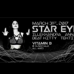Vitamin B Presents Star Eyes