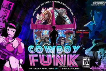 Cowboy Funk Full Flyer Released!