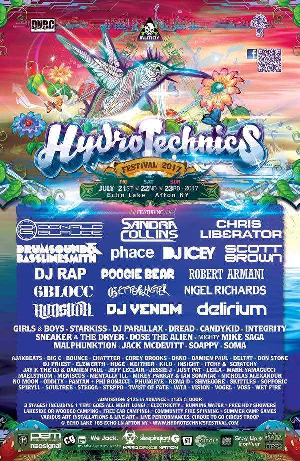 Hydrotechnics Festival 2017