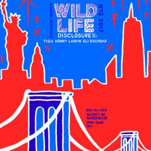Wildlife NYE w Disclosure