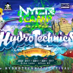 NYCR Camp at Hydrotechnics Festival 2017