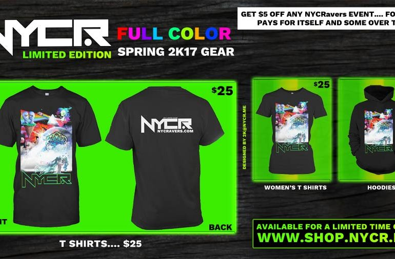 NYCRavers Spring Clothing