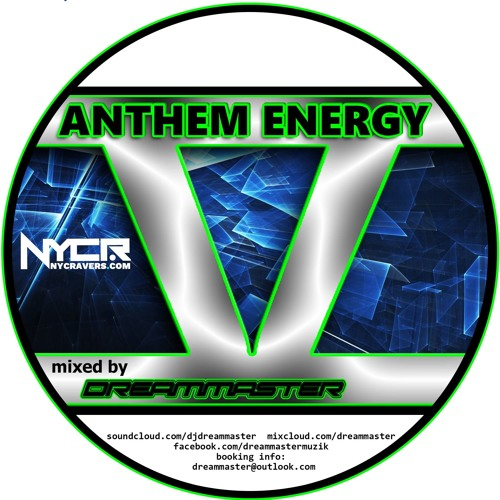 Anthem Energy 5 - DreamMaster (FREE MIX DOWNLOAD)