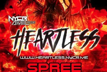 DJ Spree @ Heartless 2.13.16 (LIVE RECORDING)