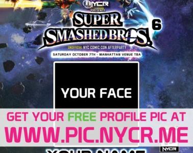 Super Smashed Bros Profile Pic
