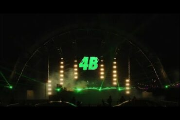 4B for 4B Park 'N Rave Livestream (February 5, 2021)
