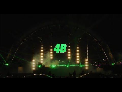 4B for 4B Park 'N Rave Livestream (February 5, 2021)