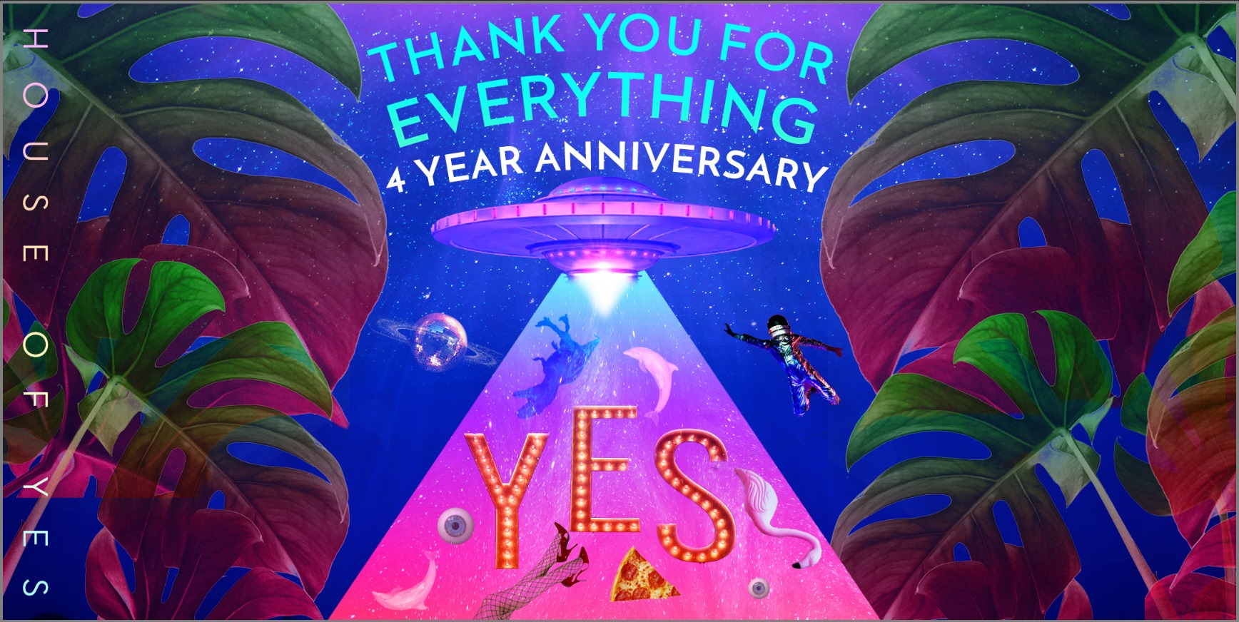 HOY 4 Year Anniversary