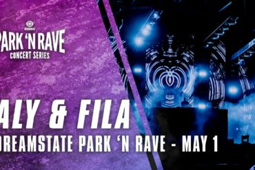 Aly & Fila for Dreamstate Park 'N Rave Livestream (May 1, 2021)