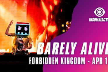 Barely Alive for Forbidden Kingdom Livestream (April 17, 2021)