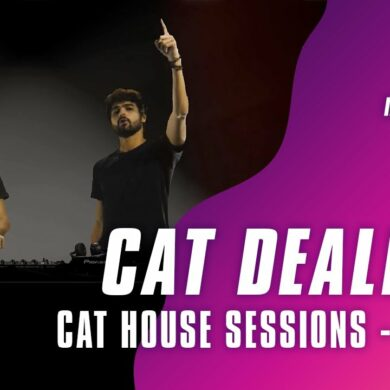 Cat Dealers for Cat House Sessions (April 11, 2021)