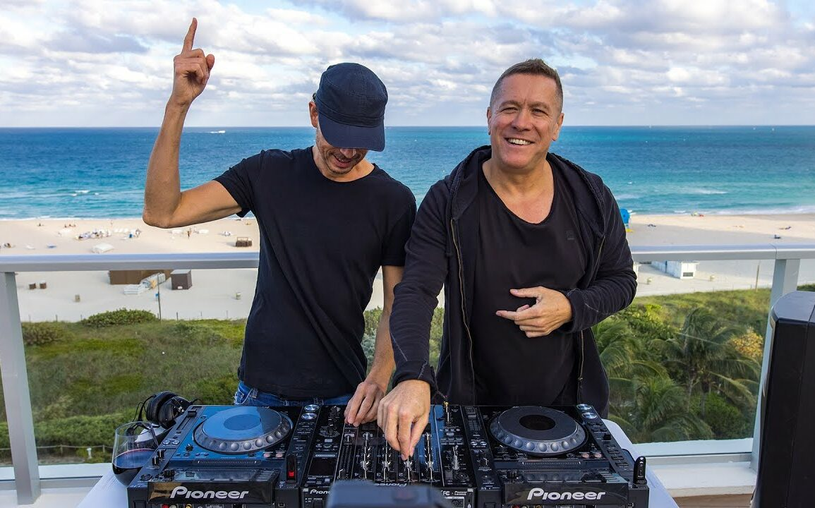 Cosmic Gate: Best Of 2020 Set (Miami Beach 18. DEC 20)