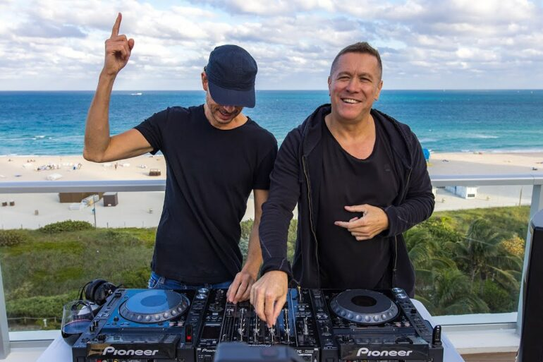 Cosmic Gate: Best Of 2020 Set (Miami Beach 18. DEC 20)