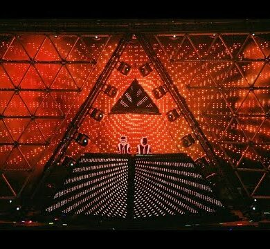Daft Punk - Alive 2025 (Full official show)