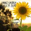 Dance Church - July 21, 2019 - Paul Knox