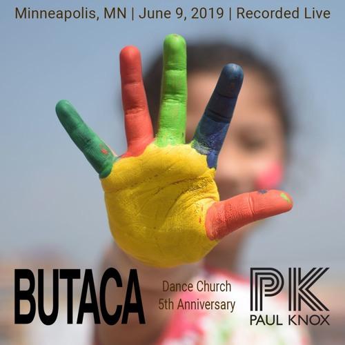 Dance Church - June 9, 2019 - Butaca & Paul Knox