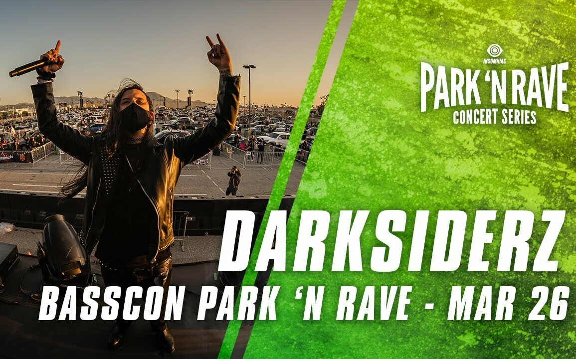 Darksiderz for Basscon Park 'N Rave Livestream (March 26, 2021)