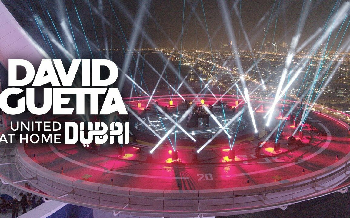 David Guetta | United at Home - Dubai Edition