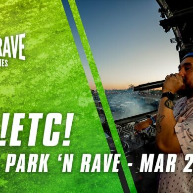 ETC!ETC! for JSTJR Park 'N Rave Livestream (March 27, 2021)