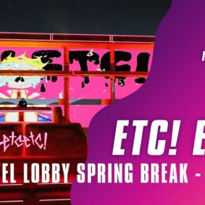 ETC!ETC! for Spring Break hosted by The Hotel Lobby Livestream (March 17, 2021)