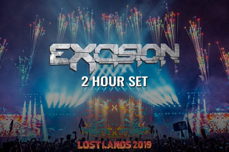 Excision 2 Hour Set Live @ Lost Lands 2019