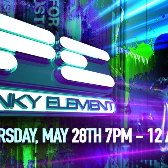 Watch it Again : Funky Element LIVE w Frankie Bones, Keoki + Dank