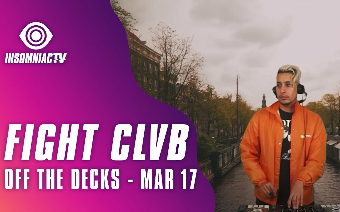 Fight Clvb + Bizzey for Off The Decks Livestream (March 17, 2021)