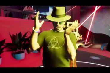 Glitch Mob - Virtual Concert - LIVE in Sansar
