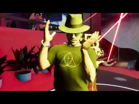 Glitch Mob - Virtual Concert - LIVE in Sansar