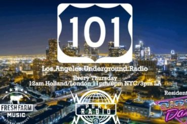Guest Mix for 101 LA Underground Radio - March 28 2019