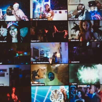 HOY Digital Dance Party, Ep. 5: David Kiss