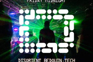 JOSEPHINE DE RETOUR - Friday Midnight - Disorient Bedouin Tech - Dubai 2018