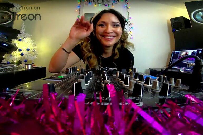 Jungle Classics NYE 2021 Moondance DJ Rap Show
