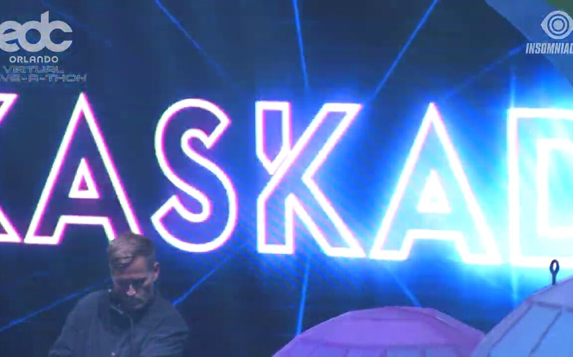 Kaskade - EDC Orlando Virtual Rave-A-Thon (November 20, 2020)