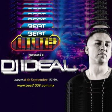 BeatFM 100.9 Mexico City Live Mix
