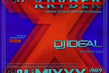 In The Mixxx Episode 117 - DJ IDeaL Set