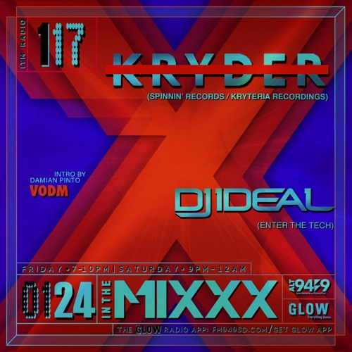 In The Mixxx Episode 117 - DJ IDeaL Set