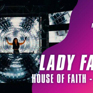 Lady Faith for House of Faith Livestream hosted by EDM Maniac (April 15, 2021)