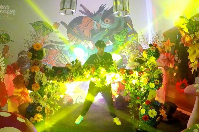 MONXX - Beyond Wonderland Virtual Rave-A-Thon