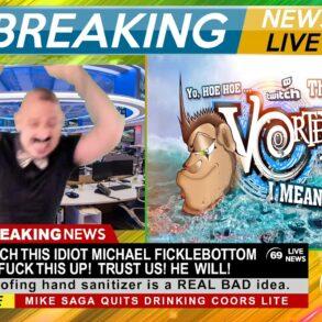 Michael FickleBottom Reports On This Fridays Vortex Live Stream