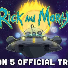 OFFICIAL TRAILER: Rick and Morty Season 5   adult swim