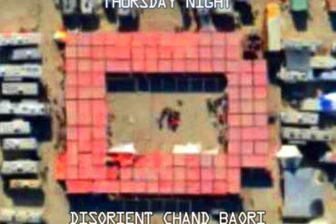 REDA BRIKI - Thursday Night - Disorient Chand Baori - Burning Man  2017