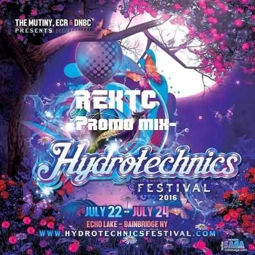 REXTC - Hydrotechnics 2016 Promo Mix