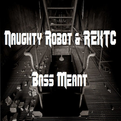 REXTC N Naughty Robot - Bass Meant