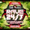 *Rave 24/7 Promo Mix* Diakronik - Diakronikles - Early 90's