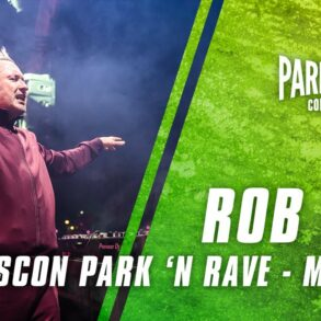Rob Gee for Basscon Park 'N Rave Livestream (March 26, 2021)