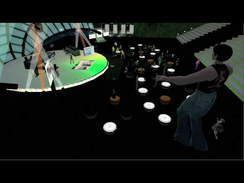 Rocking The Metaverse - The 1st Cross Virtual...