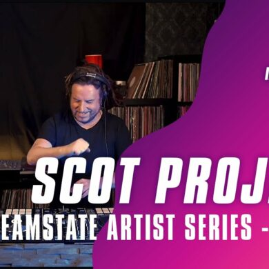Scot Project for Dreamstate Artist Series (February 28, 2021)