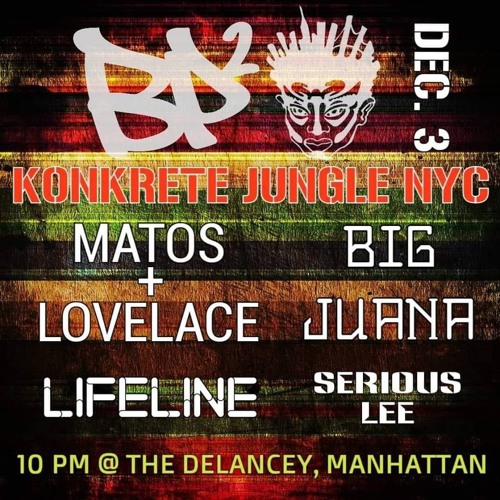 Serious Lee Live @ KJ 12-03-18 by DJ Serious Lee