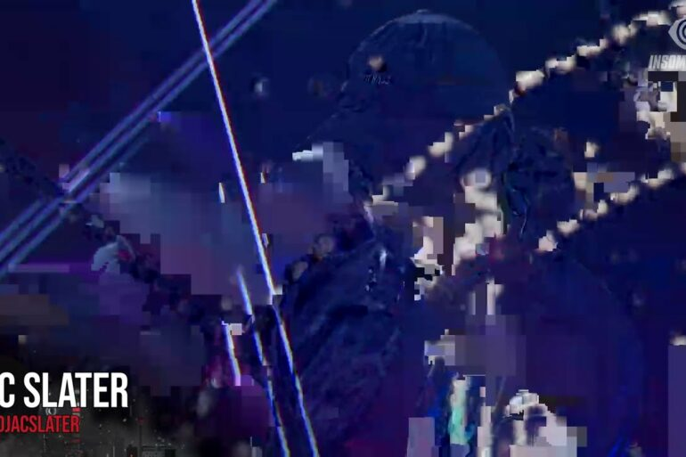 (WATCH) AC Slater with Kaleena Zanders & Young Lyxx for Night Bass Livestream (October 2, 2020)